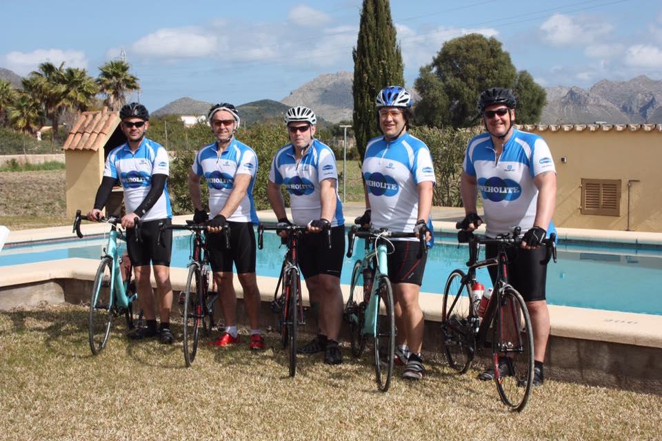 A Gallic adventure – Asset embark on London to Paris bike ride