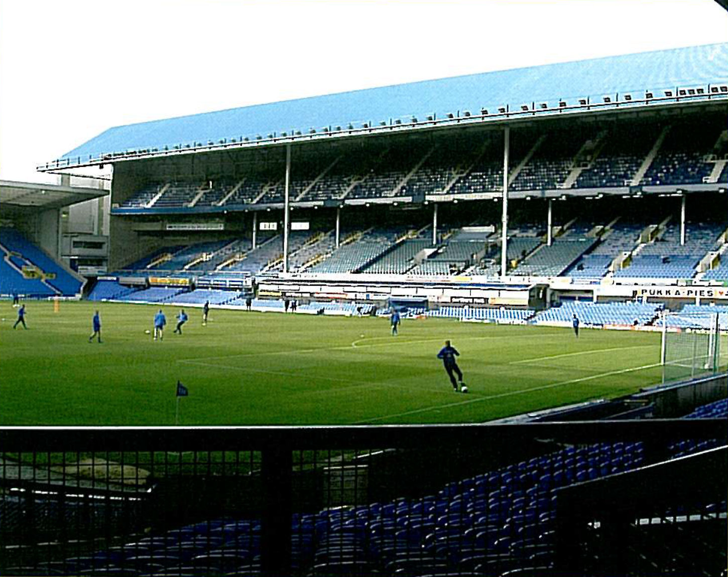 Goodison Park, Everton FC, Acrypol Products