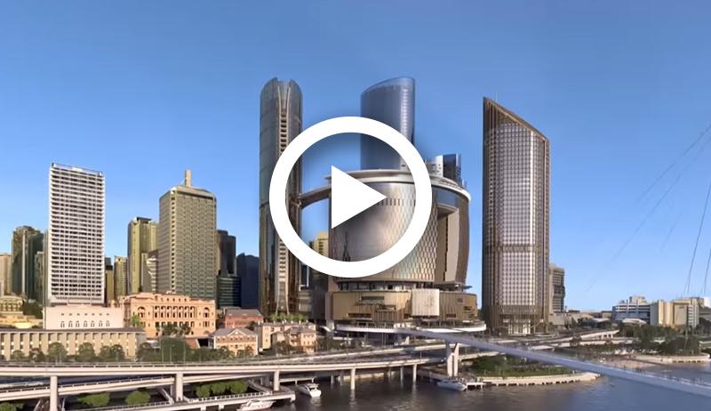 Building Australia's $3.6BN Megaproject