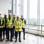 Construction begins on Carnegie School of Sport building