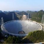 Construction of world's largest radio telescope complete