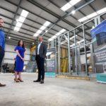 Production Begins at Modular Housing Factory