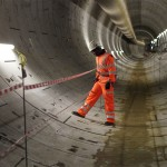 Major success for Crossrail at ICE London Civil Engineering Awards