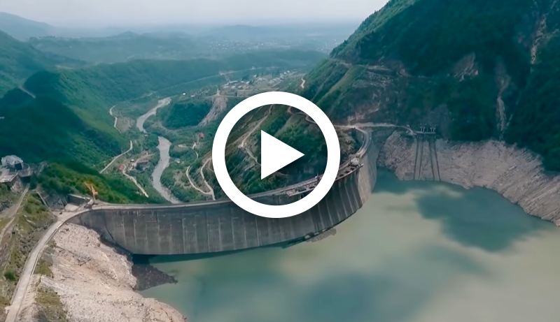 DAM That's Big! The True Scale of the World's Largest Dams