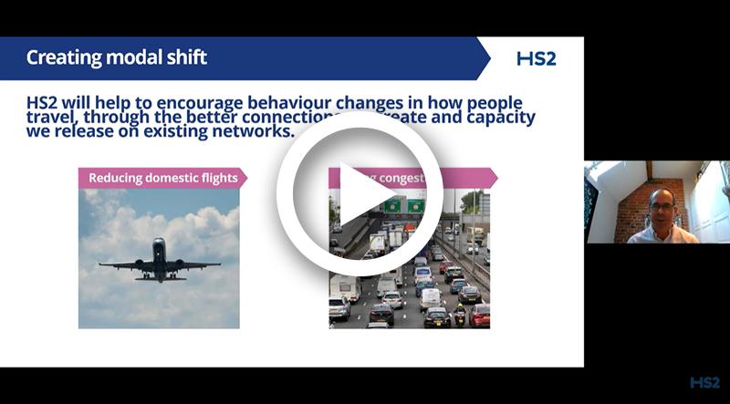 HS2: Decarbonising Transport Webinar