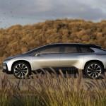 Faraday Future break record with fastest electric car