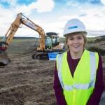 £745M Aberdeen Bypass work begins