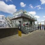 London HMS Belfast visitor centre design shortlisted at the RICS Awards