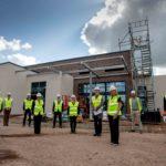 Work on Staffordshire Health Facility Progresses