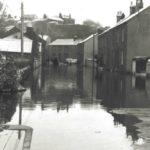 Helston flood defences begin in Cornwall
