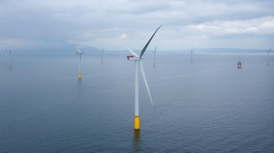 Go ahead for Hornsea One offshore windfarm - UK ... Hornsea Offshore Wind Farm