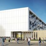 Huddersfield University awards Barbara Hepworth Building design brief