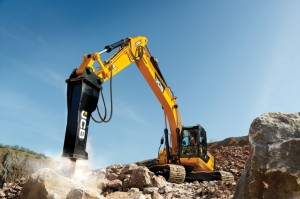 JCB Finance plant and machinery image uk construction excellence