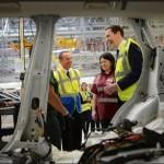 Jaguar Land Rover to receive £16.6M grant