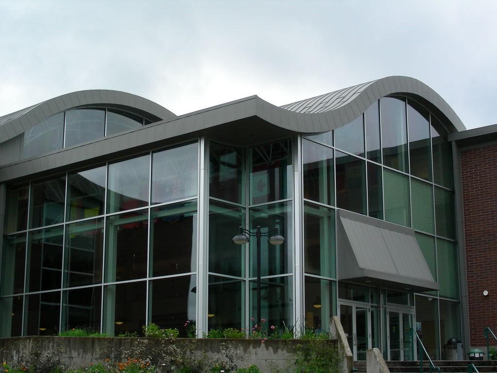 Lane_Community_College_Building_1_-_Eugene,_Oregon