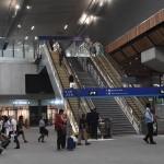 London Bridge station concourse partially opens