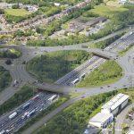 M6 Junction Ten now underway in Walsall