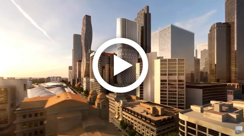 Discover Australia's Architectural Masterpiece – Zaha Hadid's Melbourne Skyscraper