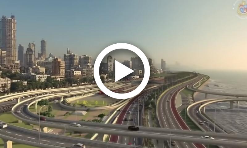 Mumbai's $1.7BN Coastal Road Explained