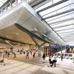 New London Bridge station work continues to progress