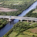 New bridge opens as part of UK's biggest road infrastructure initative