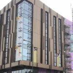 Nottingham City College Hub reaches halfway mark