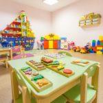 Nurseries under construction by Morgan Sindall