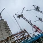 ONS: April sees UK construction output drop