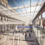 Breakthrough at Paddington Station
