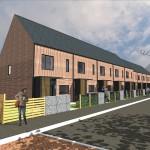 New Passivhaus standard homes for Edinburgh