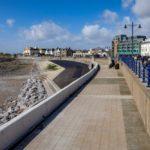 New coastal defences open in Porthcawl