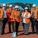 Robertson start work on Aberdeen Council HQ