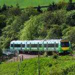Borders to Edinburgh railway opens passenger services