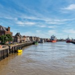 First phase of flood defence scheme protects thousands of properties