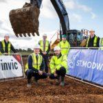 St Modwen Park Chippenham now underway