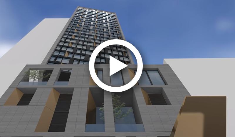 The World's Tallest Modular Hotel