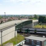 Network Rail begin £10M Tennison Road Bridge replacement
