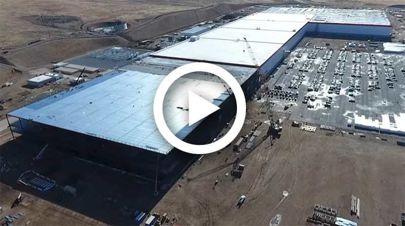 How Tesla Builds Its Factories So Quickly