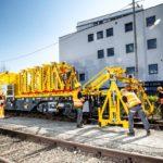 TfL unveils state-of-the-art maintenance fleet for brand new Elizabeth line