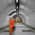 Crossrail testing and simulation