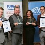 UIS success at Water Dragons Award