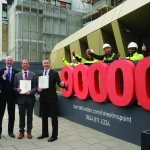 90,000th Site Registration with Considerate Constructors Scheme