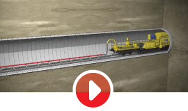 Crossrail – Timelapse video of projects ahead