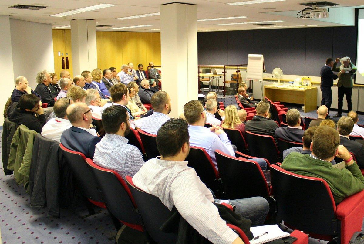 Ground Control invited to speak at ARQIVA safety event