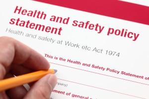 health & safety document