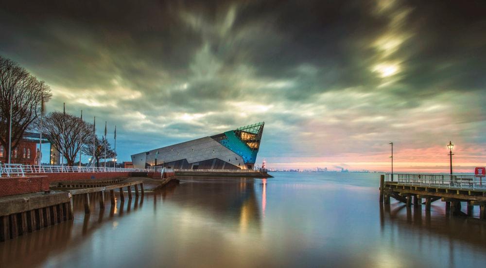 Hull's £42m tidal flood scheme gets the green light gov. Uk.