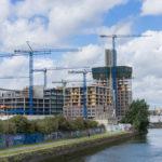Irish construction activity on a high