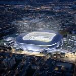 New Tottenham Hotspur stadium plans given go ahead