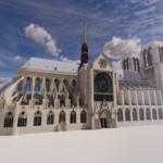 Notre Dame Restoration Embraces Digital Technology