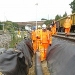 Lanes Group completes Crossrail replacement project